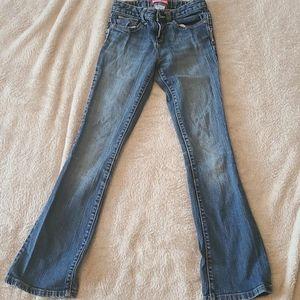 Girls slim jeans